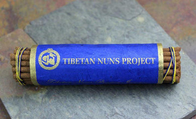 Tibetan Nun's Project Incense