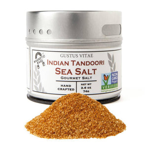 Indian Tandoori Sea Salt