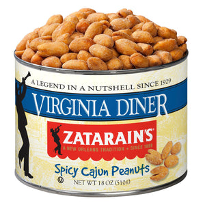 10 oz Zatarains Spicy Cajun Peanuts