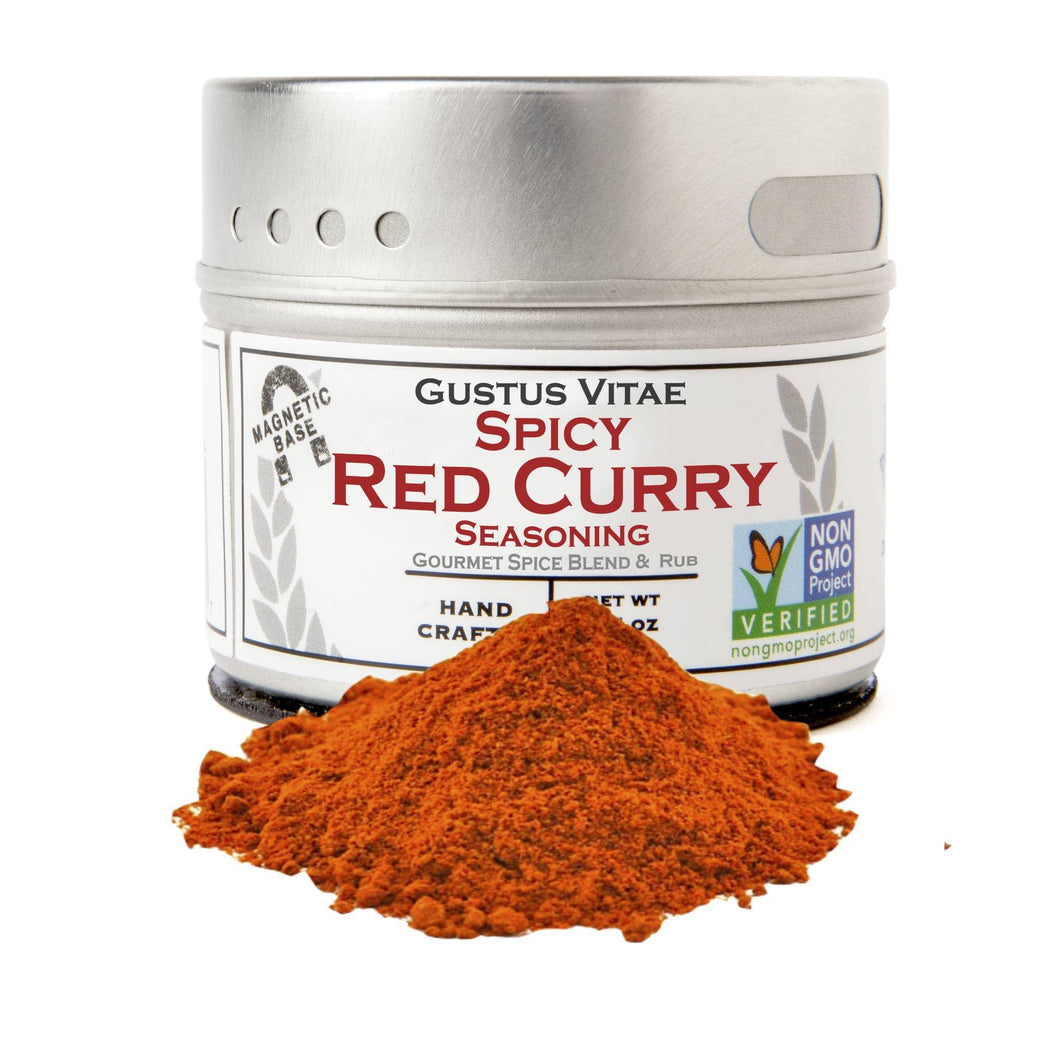 Spicy Red Curry Seasoning