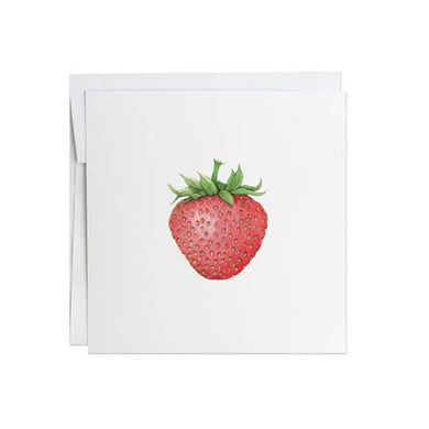 Potting Shed Creations Strawberry Greeting Card