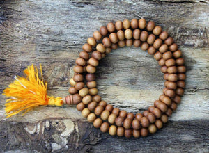 Sandalwood Mala- Small