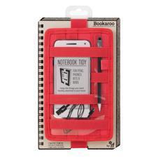 BOOKAROO NOTEBOOK TIDY-RED