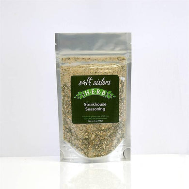 S.A.L.T. Sisters Steakhouse Seasoning
