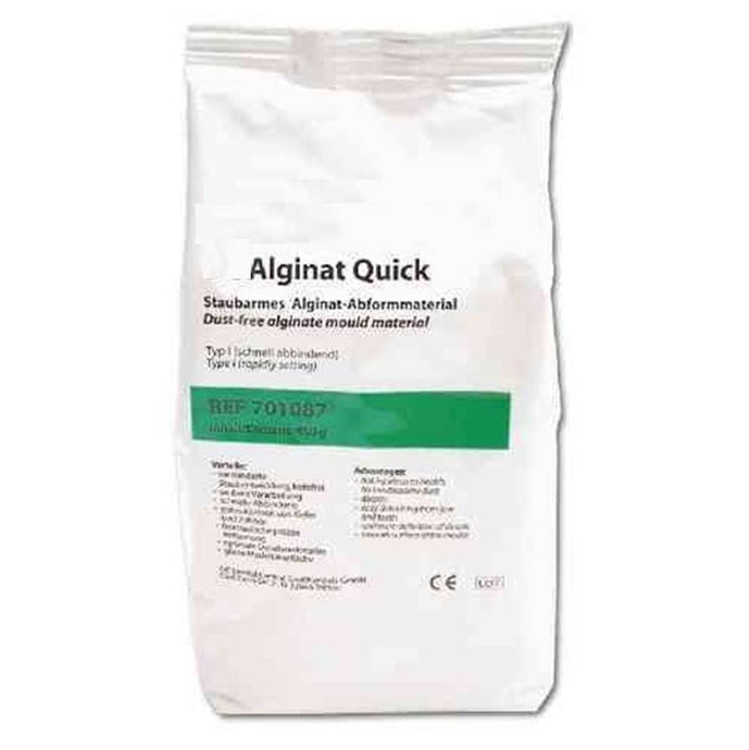 Alginat single pack 450g - Gipsabdruck.net