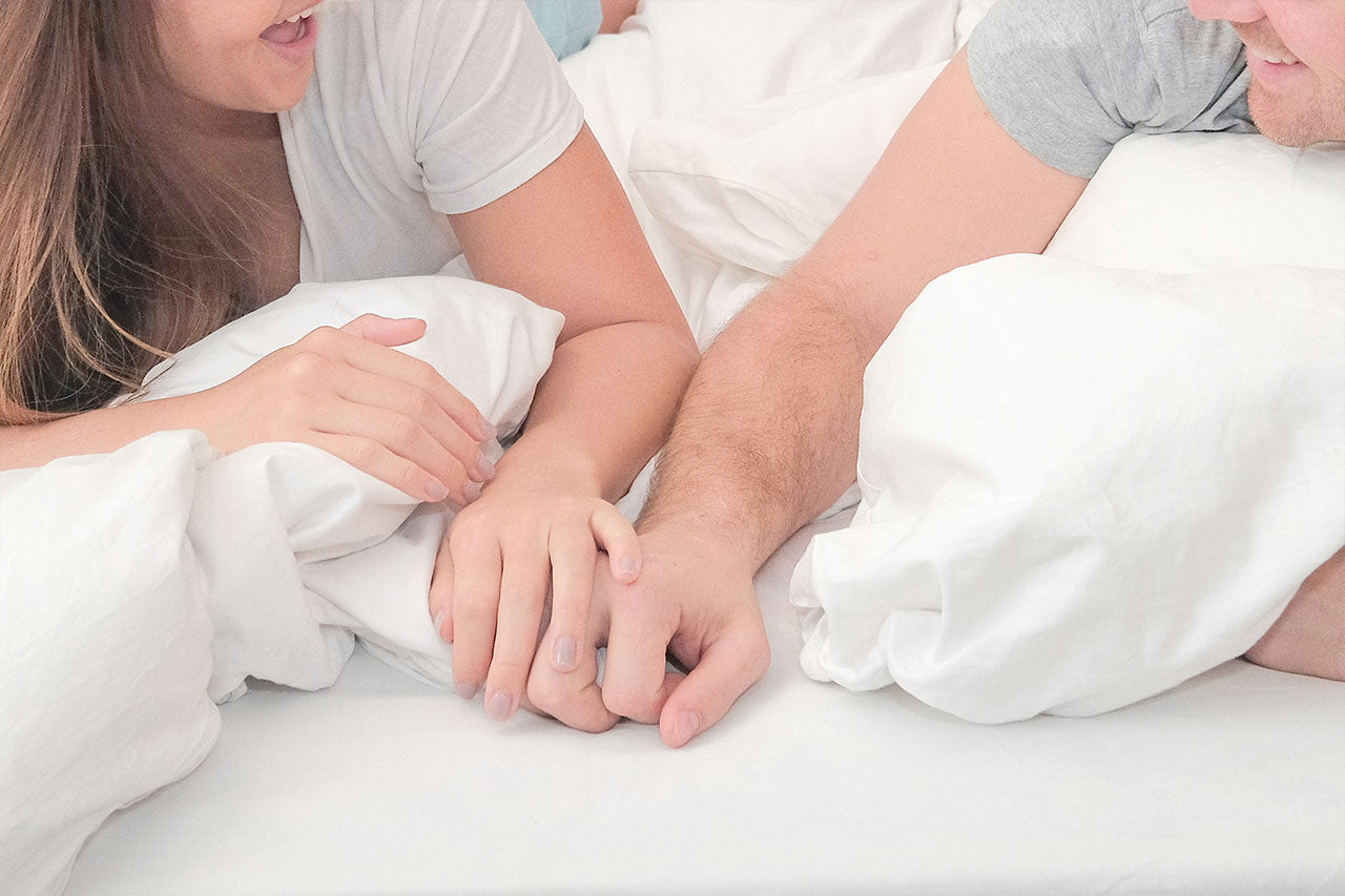 How to Sleep Better with Your Partner