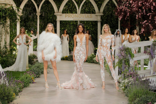 Wedding Dress Trends to Look Out for 2019