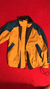 Vintage Reflective L.L Bean Coat
