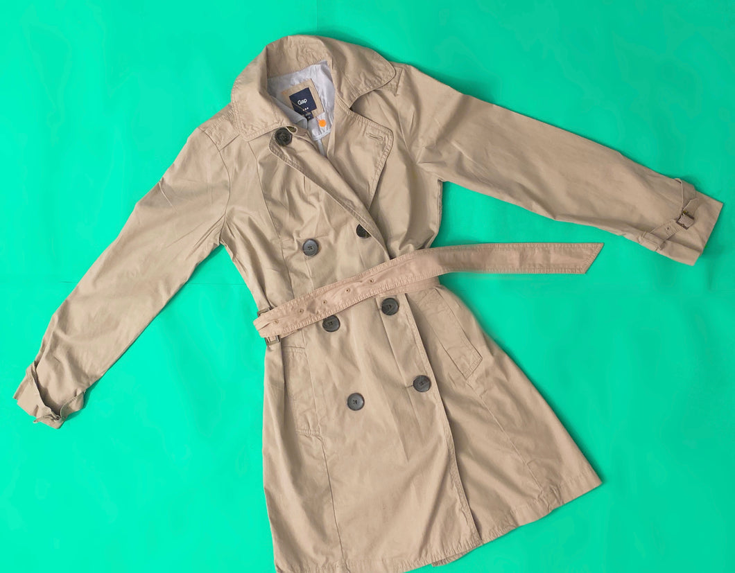 Vintage GAP Trench Coat