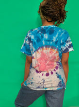 Load image into Gallery viewer, Vintage Tie Dye T-shirt B&P