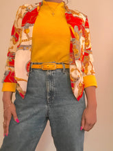 Load image into Gallery viewer, Vintage Versace Inspired Jacket