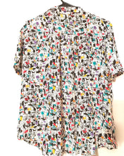 Load image into Gallery viewer, Vintage 90's Abstract Shirt