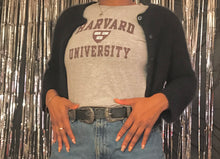 Load image into Gallery viewer, Thrifted Harvard University T-Shirt