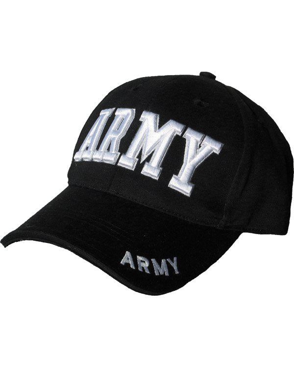 Kombat UK Military 3D Baseball Cap - Army