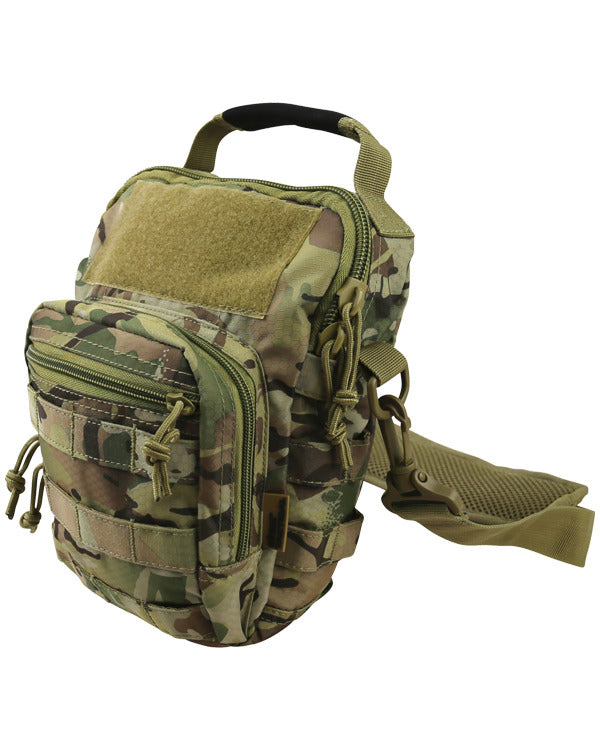 Kombat UK Military Hex - Stop Explorer Shoulder Travel Bag, BTP