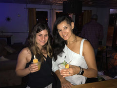 fierce fruit fans at sans bar mocktail night
