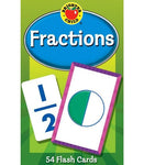 Fractions Flash Cards (Brighter Child)
