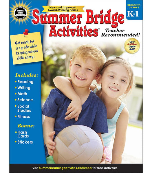 Summer Bridge Activities K-1