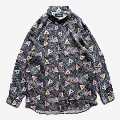 SPACE TRIANGLE SHIRT