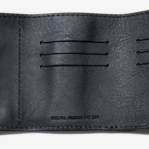 Leather Clasp Wallet