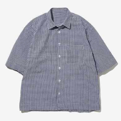 JEAN - SHORT SLEEVE WIDE SHIRTS