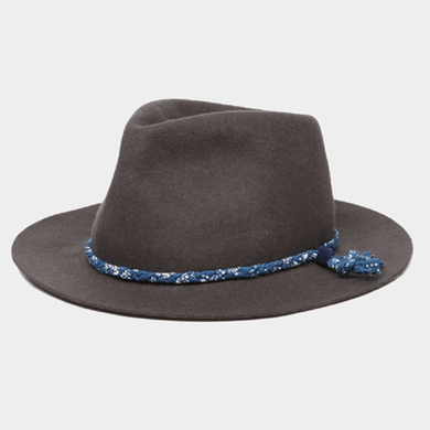 HARVEST - ROLLABLE FEDORA HAT