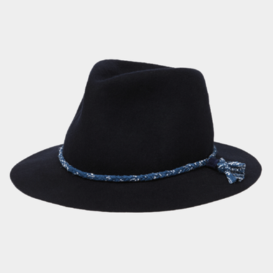 HARVEST ROLLABLE FEDORA HAT