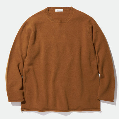 GASKET - CREW NECK SWEATER L/S