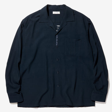REGAL - OPEN COLLARED SHIRT L/S