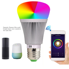 Ampoule led Bulb connectée