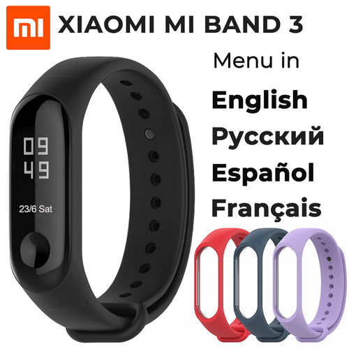 Bracelet intelligent Xiaomi Mi Band 3