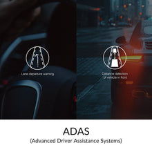 Caméra ADAS (Advanced Driving Support System) Smart Dash Camera 1080p connectée de YI