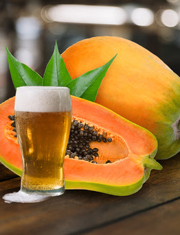 How to create a papaya beer in three easy steps