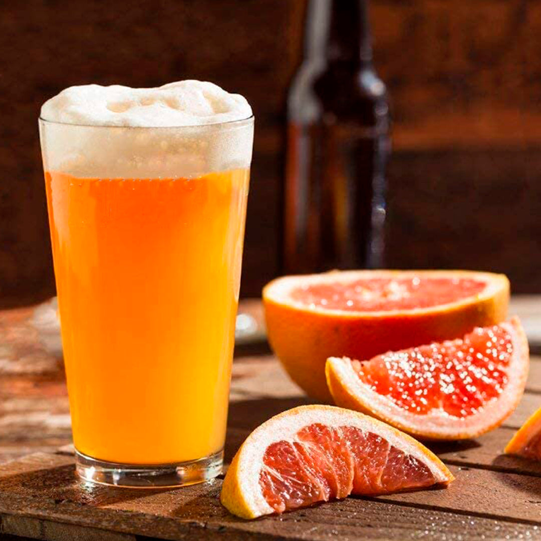 Explore the world of fruity beers