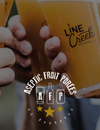 Hey Line Creek Brewing: Thanks for trusting us!
