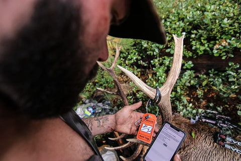 Oregon E-Tag kit for electronic tagging for deer hunting