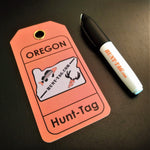 Oregon Hunt-Tag System replacement single sharpie mini marker