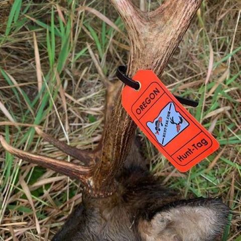 OREGON Hunt-Tag Singles: E-Tag