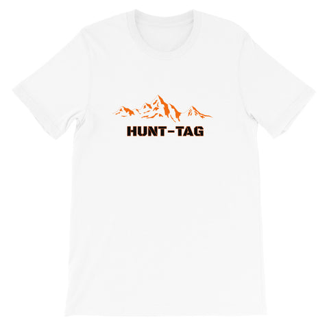 Hunt-Tag T-Shirt: Mountain Logo