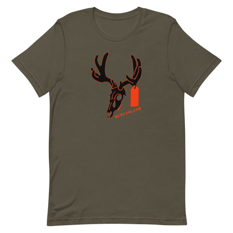 Tagged Out Buck T-Shirt
