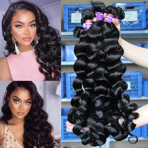 Loose Wave Brazilian Remy Hair