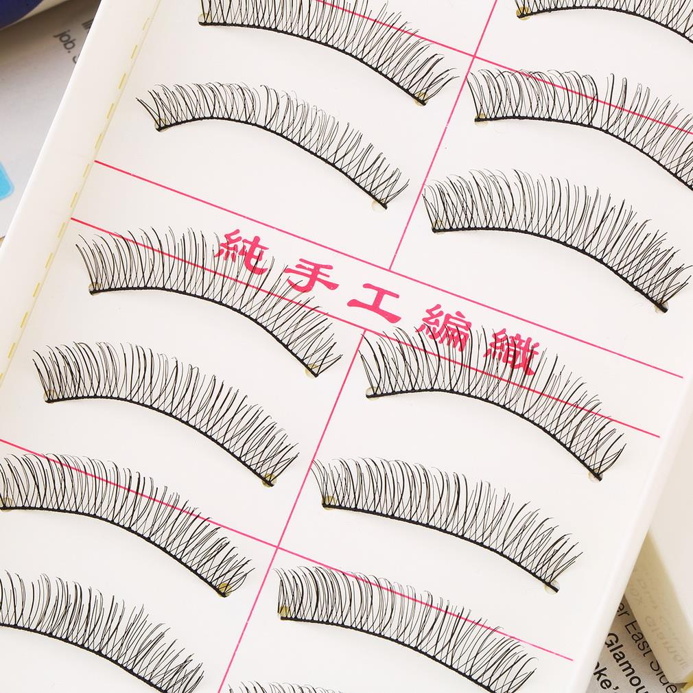 FREE 10 PAIR NATURAL EYELASHES  (must pay shipping)