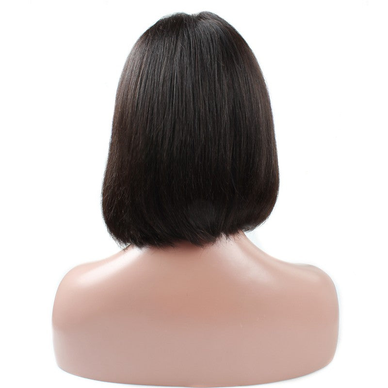 Easy Hair 100% Human Hair Brazilian Affordable Human Hair Bob Wig Short Wig 1pc/lot