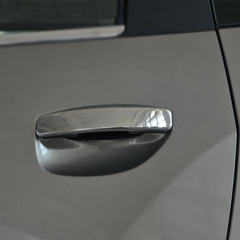 4st Chrome Deurhendels cover set Dacia Lodgy 2013> - slimshoppen