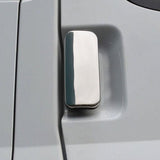 3st Chrome Deurhendels cover set Ford Transit 2000-2013 - slimshoppen