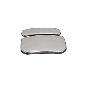 5st Chrome Deurhendels cover set Peugeot Partner I 2004-2008 - slimshoppen
