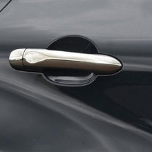 4st Chrome Deurhendels cover set Renault Captur 2013> - slimshoppen
