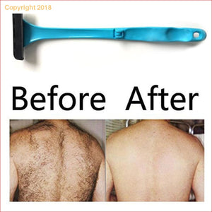 Back Hair Removal and Body Shaver - slimshoppen