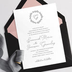 The Savannah Suite | wedding invitation by Pulp Paper Goods | browse designs and order online at pulppapergoods.com