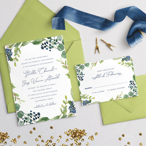The Stella Suite | wedding invitation by Pulp Paper Goods | browse designs and order online at pulppapergoods.com